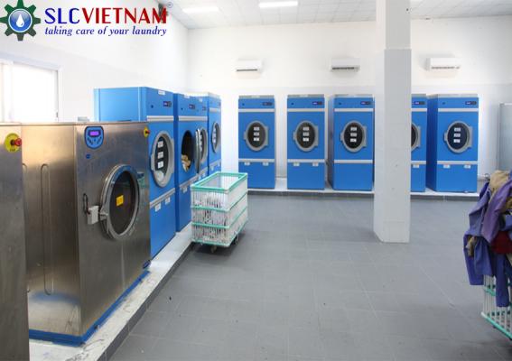 mua bán máy giặt công nghiệp tại Trà Vinh