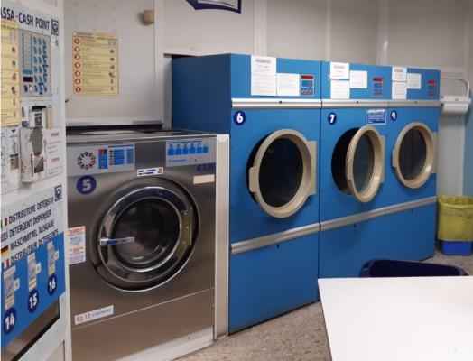 Máy giặt Imesa