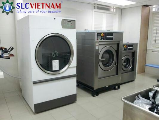 Máy giặt công nghiệp tại Trà Vinh