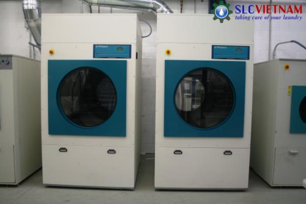 Hình ảnh: Xưởng giặt lớn cho bệnh viện