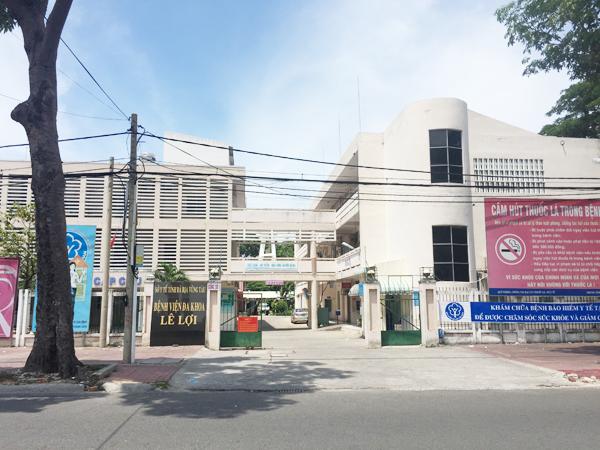 Hình ảnh: Bệnh viện Đa khoa Lê Lợi, Vũng Tàu