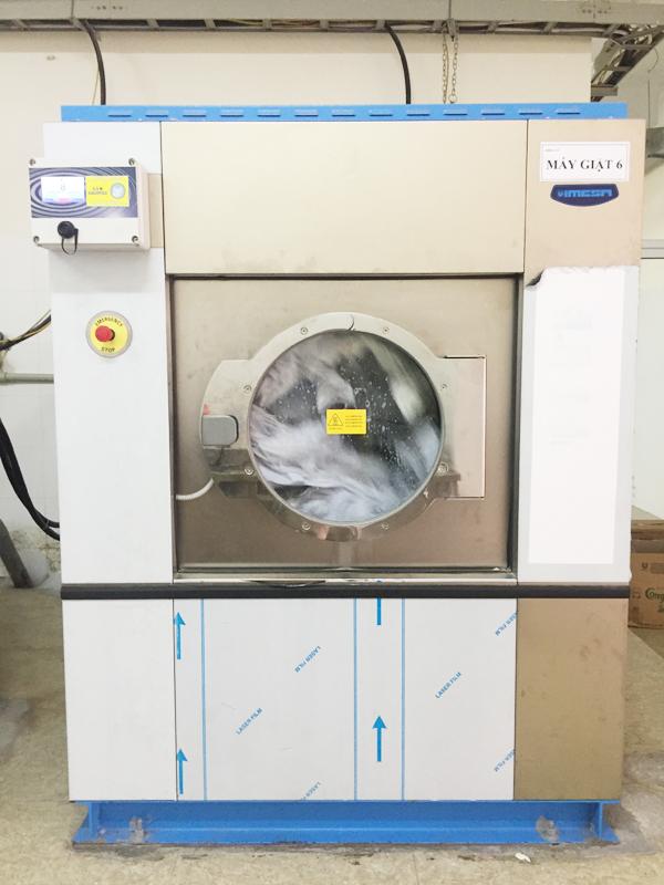 Máy giặt công nghiệp Imesa RC