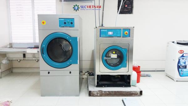 Hình ảnh: Máy giặt công nghiệp Primer/Model RS