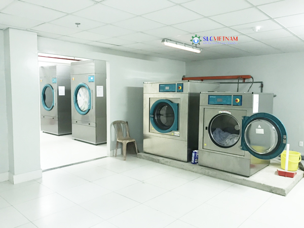 Máy giặt công nghiệp Primer RS