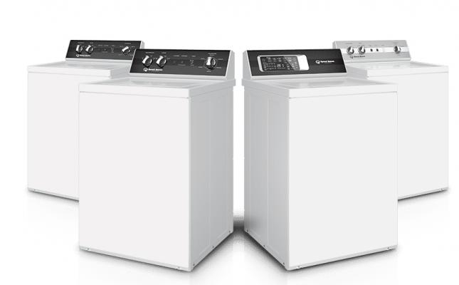 Máy giặt cửa tải ở trên
