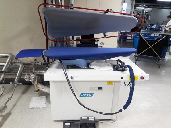 Hình ảnh: Máy là ép công nghiệp Trevil/Model 6001