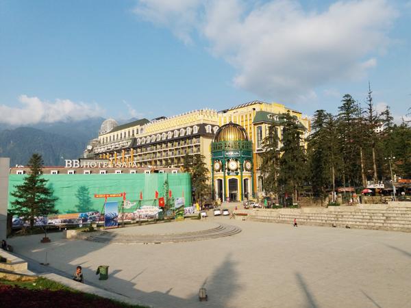 Hình ảnh: Khu resort Jade Hill, Sapa