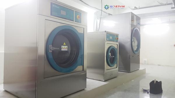Lưu ý khi lắp đặt máy giặt công nghiệp