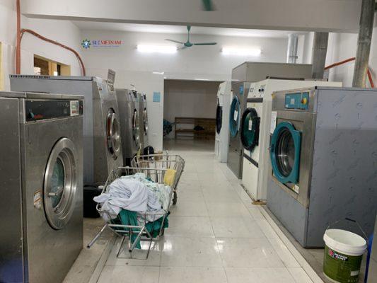 5 mẹo bảo trì máy thiết bị giặt là
