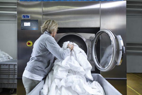 Kiểm soát cân bằng tải tự động máy giặt Imesa
