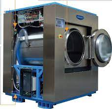 Lồng máy giặt công nghiệp bị mất cân bằng