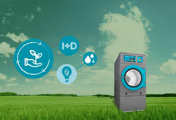Máy giặt Primer giúp tiết kiệm nước đáng kể