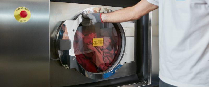 Máy giặt chân mềm Imesa
