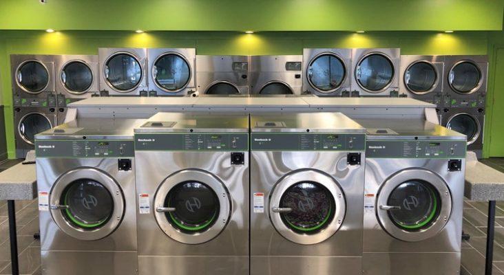Máy giặt công nghiệp tốc độ vắt cao