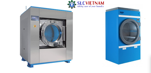 Máy giặt sấy công nghiệp Imesa