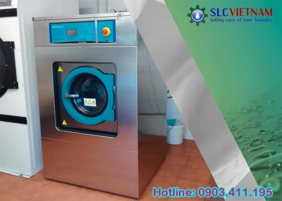 Giá máy giặt công nghiệp Primer 35kg
