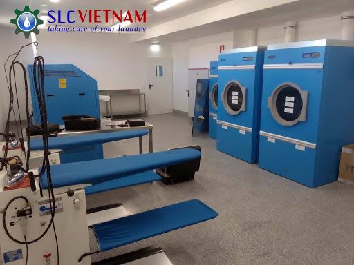 Máy giặt công nghiệp Châu Âu Imesa