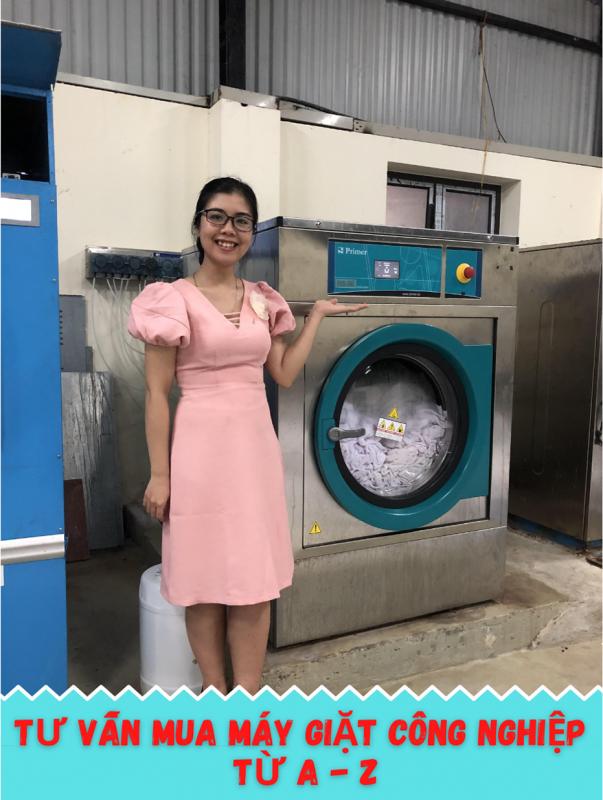 Tư vấn máy giặt công nghiệp từ A đến Z