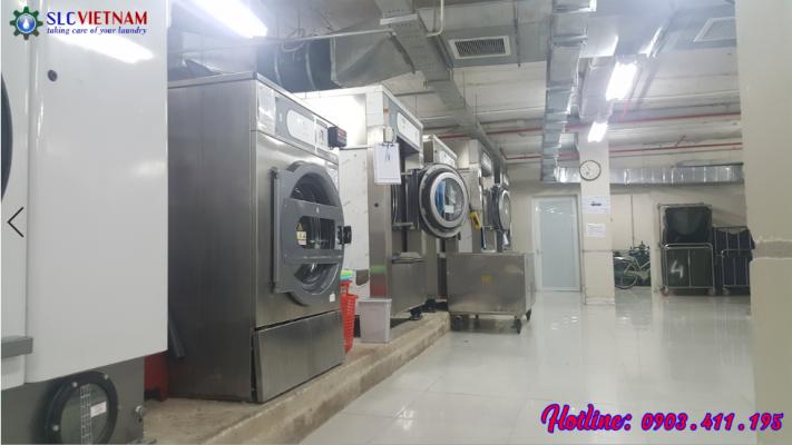 Tư vấn mua máy giặt công nghiệp cho khách sạn resort