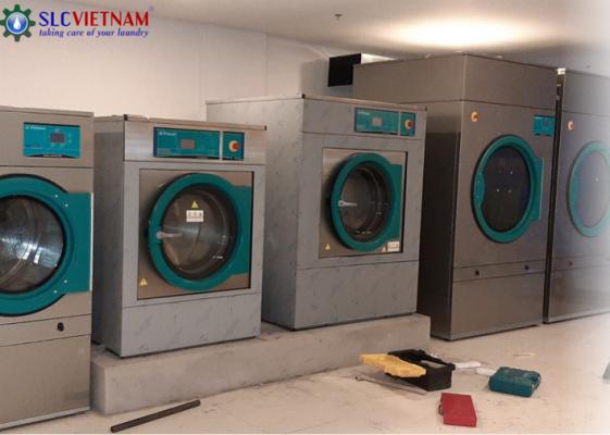 Hệ thống máy giặt cho khách sạn