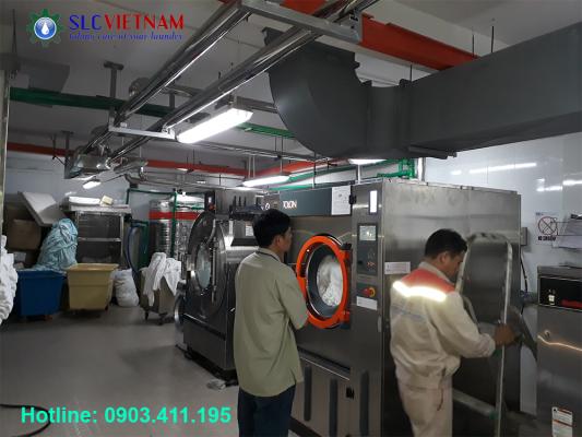 Slc Việt Nam chuyên tư vấn thiết kế hệ thống giặt là cho khách sạn tại Hà Tĩnh
