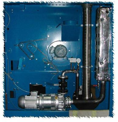 Thay dầu trong bơm thủy lực máy là ủi ga Lapauw